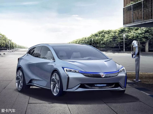 别克新能源车预告图发布