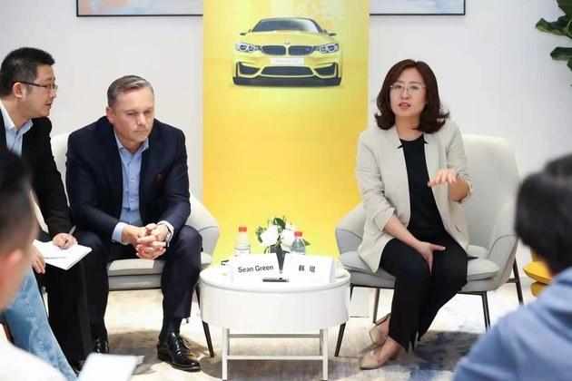 华晨宝马二手车销售副总裁 韩琨:宝马针对二手车做的事情,此后所有的二手车都会因此受益