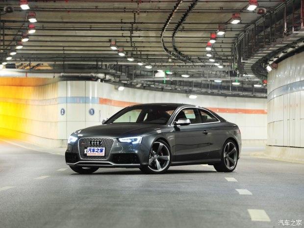 奥迪RS 奥迪RS 5 2012款 RS 5 Coupe