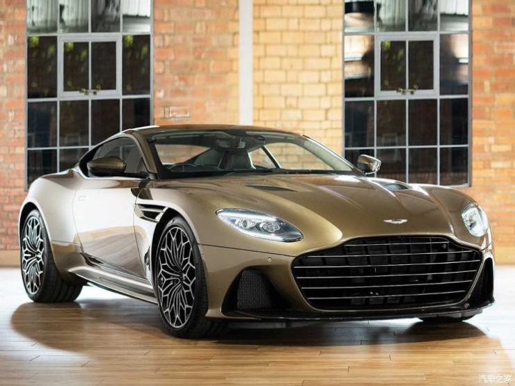 阿斯顿·马丁 阿斯顿·马丁DBS 2019款 DBS Superleggera James Bond Special Edition