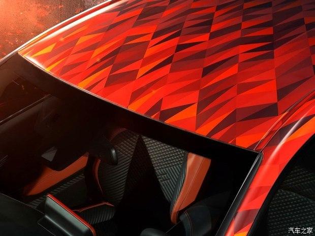 丰田(进口) 丰田C-HR 2017款 Hy-Power Concept
