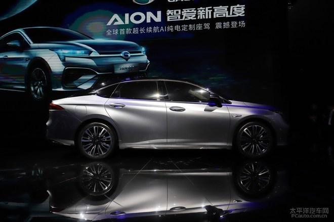 2018广州车展:广汽新能源AION S首发