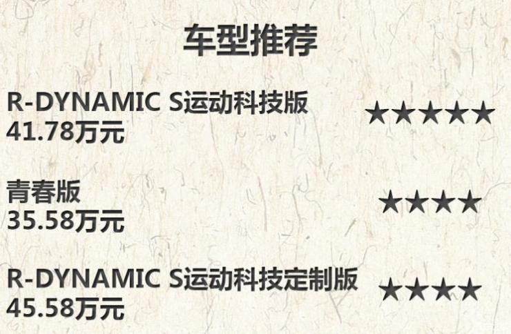 奇瑞捷豹路虎 揽胜极光 2020款 249PS R-DYNAMIC HSE 豪华定制版
