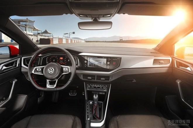 2017年法兰克福车展:新一代POLO GTI