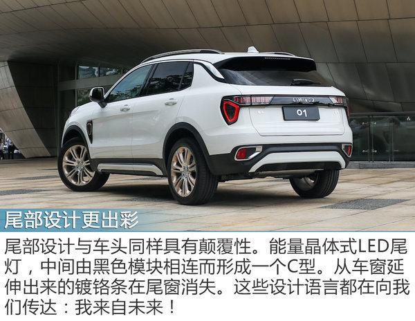 长得好看就能为所欲为吗 15万能买到的高颜值SUV-图4