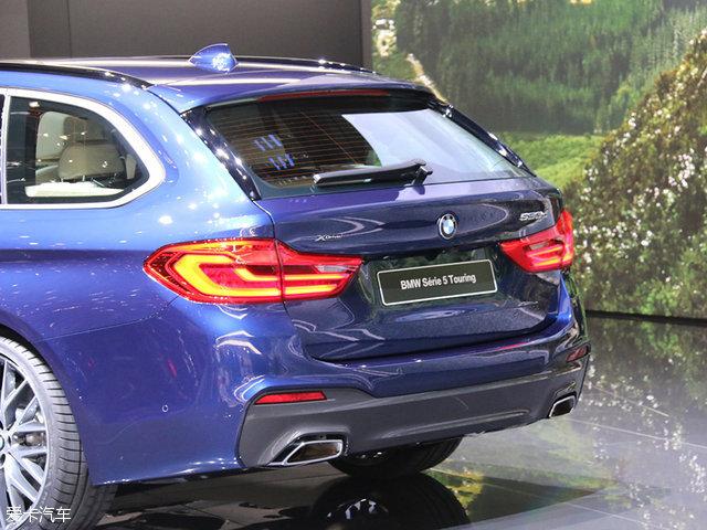 日内瓦车展:宝马新一代5系旅行版发布
