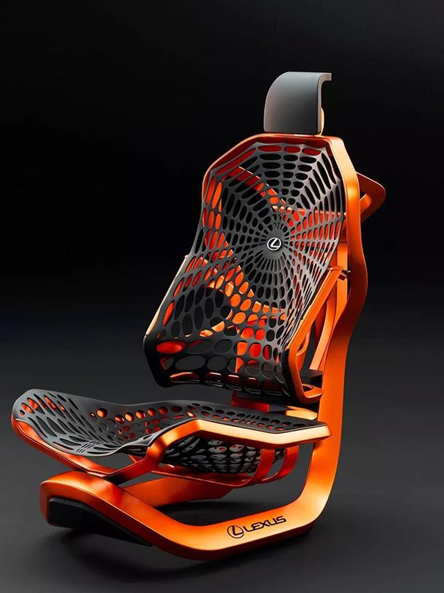 汽车座椅花样百出怎么玩