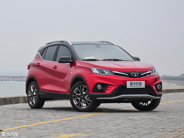 东南汽车2017款东南DX3