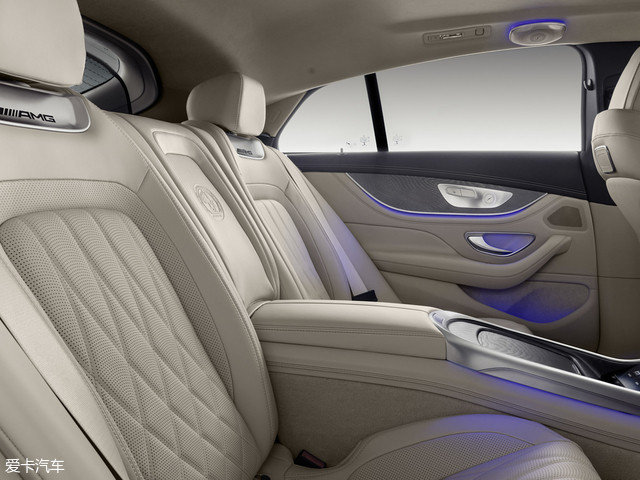 奔驰AMG2018款AMG GT