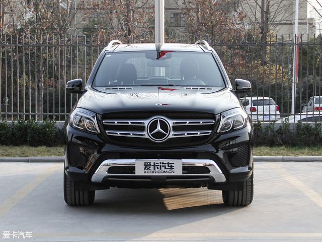 奔驰(进口)2018款奔驰GLS级