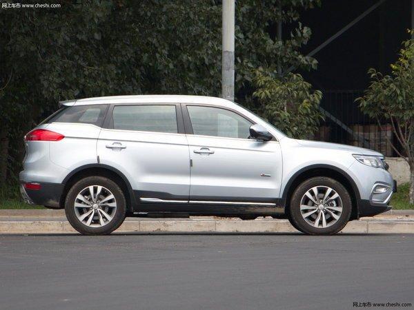 今年回家倍有面 三款中国品牌高颜值SUV推荐-图2