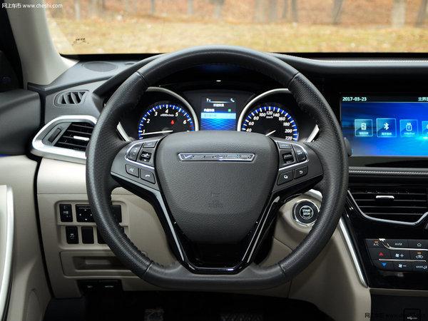 今年回家倍有面 三款中国品牌高颜值SUV推荐-图7
