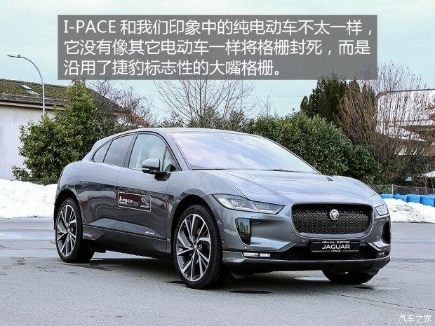 捷豹 捷豹I-PACE 2018款 EV400 首发限量版