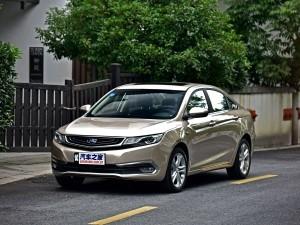吉利汽车 帝豪GL 2017款 1.8L 手动进取型