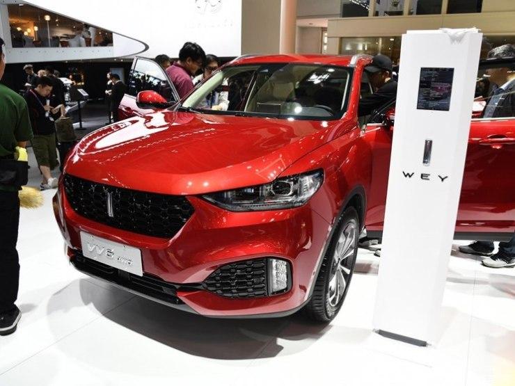 长城汽车 WEY VV6 2018款 基本型