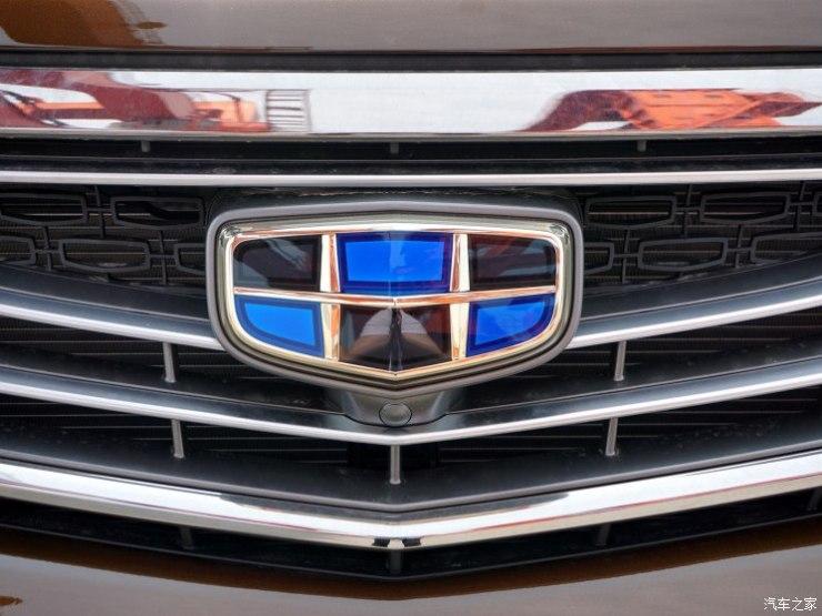 吉利汽车 博越 2018款 1.8TD 手动两驱智雅型