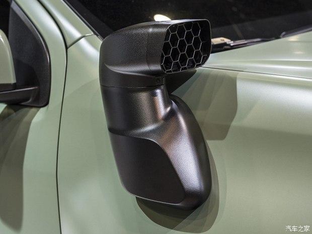 雪佛兰(进口) Colorado 2017款 Z71 Hurley Concept