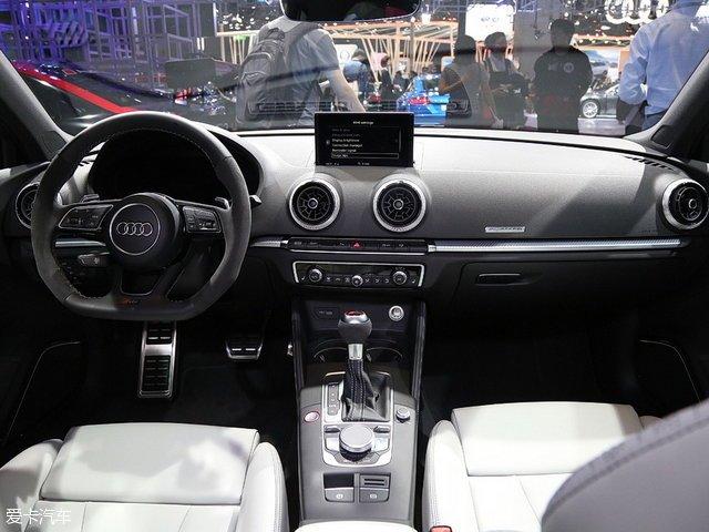 奥迪RS2017款奥迪RS3