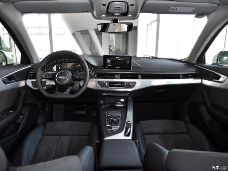 一汽-大众奥迪 奥迪A4L 2018款 30周年年型 40 TFSI 运动型