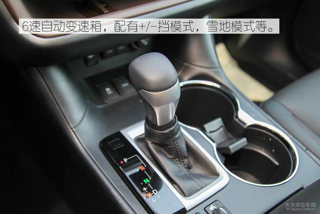 巩固标杆地位 试驾新款丰田汉兰达