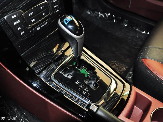 比亚迪汽车2015款速锐