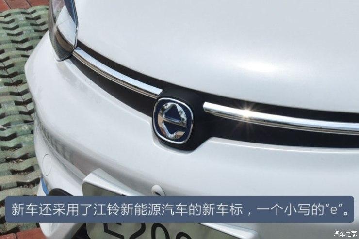 江铃集团新能源 江铃E200N 2018款 E200N 豪华型