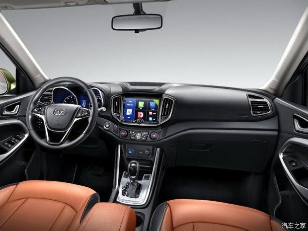 凯翼汽车 凯翼X5 2017款 1.5T CVT旗舰型