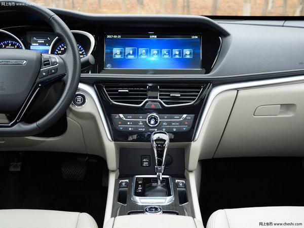 今年回家倍有面 三款中国品牌高颜值SUV推荐-图8