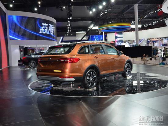 1.5L/1.0T两款动力 骏派CX65将明年上市