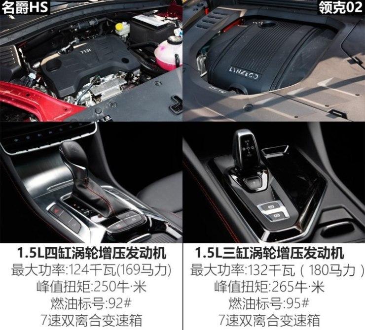 上汽集团 名爵HS 2018款 20T 自动两驱荷尔蒙激情版