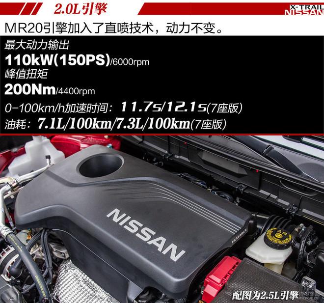 场地试驾东风日产新款奇骏2.5L四驱版