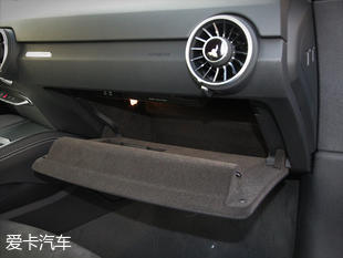 性感的性能野兽 实拍奥迪TT RS Coupe