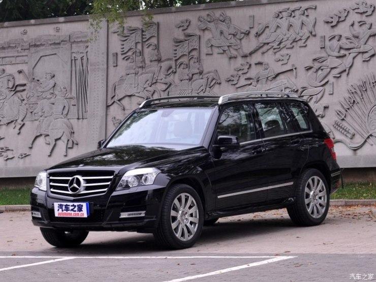奔驰(进口) 奔驰GLK级(进口) 2011款 GLK 300 4MATIC 动感型