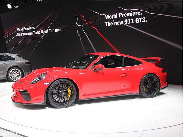 保时捷新款 911 GT3