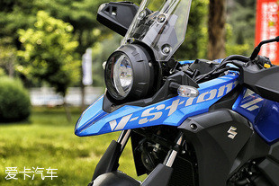 豪爵铃木DL250