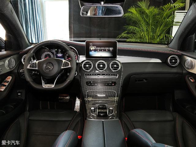 奔驰AMG2017款奔驰GLC级AMG轿跑SUV