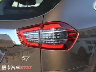 比亚迪汽车2017款比亚迪S7