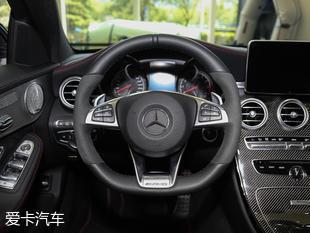 奔驰AMG2017款奔驰C级AMG