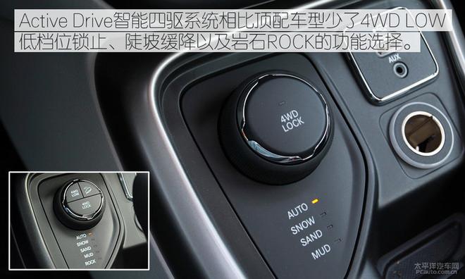1.4T 9AT 四驱版全新指南者试驾体验