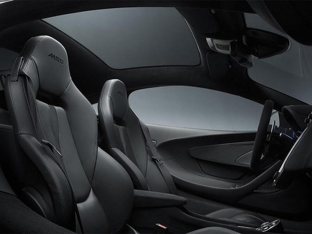 迈凯伦570GT黑色典藏版官图 限量100台