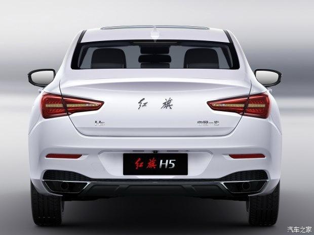 一汽红旗 红旗H5 2017款 基本型