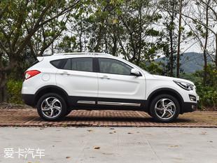 海马郑州2017款海马S5