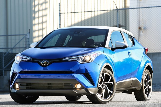 广汽丰田C-HR或明年1月投产 全新小型SUV