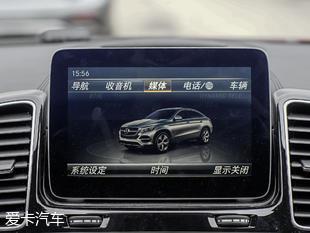 奔驰(进口)2017款奔驰GLE 运动SUV