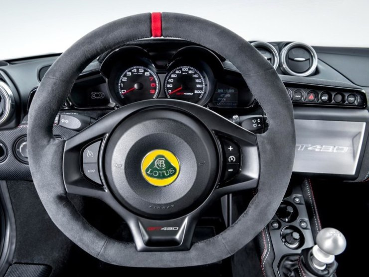 路特斯 Evora 2017款 GT430