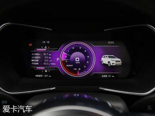 众泰汽车2018款众泰T500
