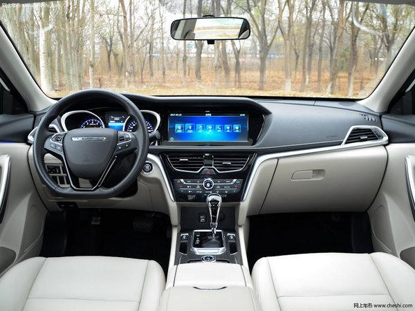 今年回家倍有面 三款中国品牌高颜值SUV推荐-图5