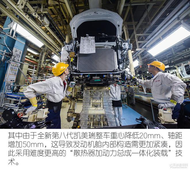 广汽丰田南沙工厂参观