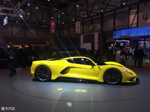 2018日内瓦车展:Venom F5超跑正式亮相