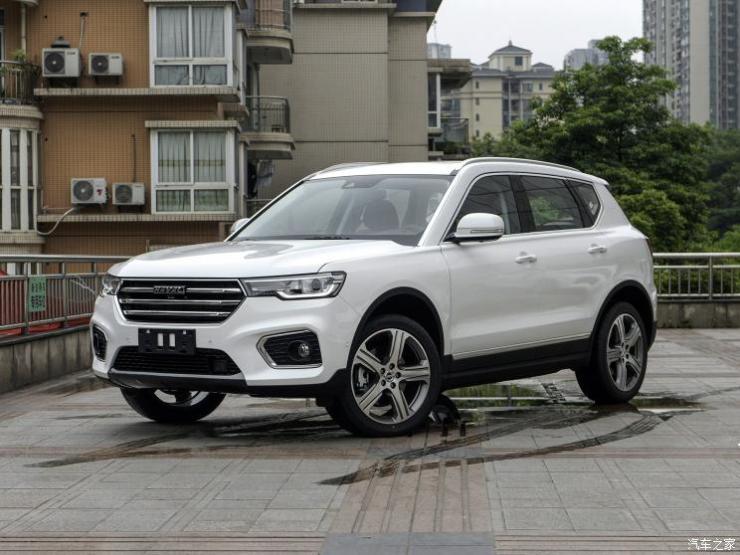 长城汽车 哈弗H7 2019款 2.0T 尊享型